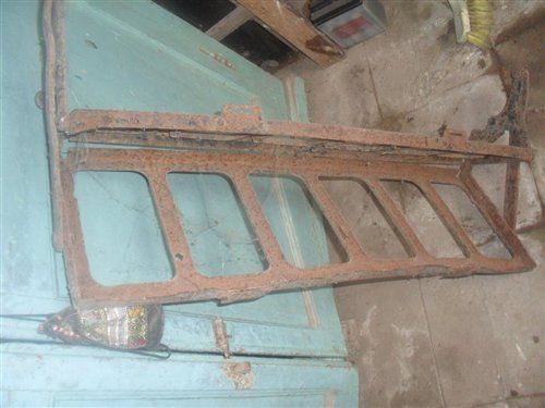 Part Porta Luggage Ford A