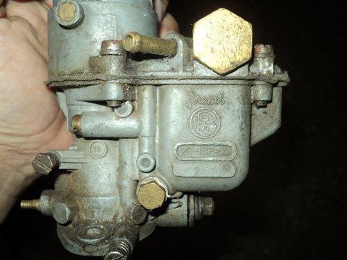 Repuesto Carburador Bressel