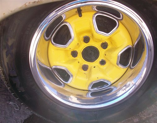 Part 2 series Wheels