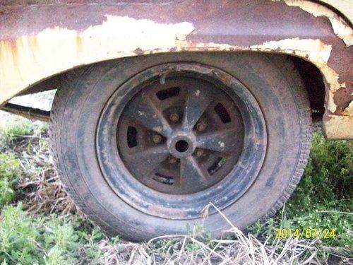 Part Chevrolet 400 Tires