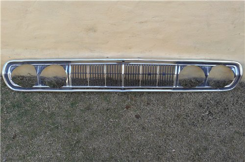 Part Double Grill Lighthouse Falcon 1970/72