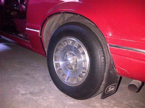 "Repuesto Llantas Ford Mustang 1979 14"" 4x108"