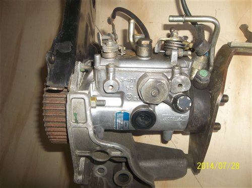 Part Duna1.7 Injection Pump