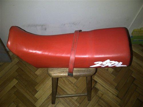 Part Seat Belt Honda Xl100s