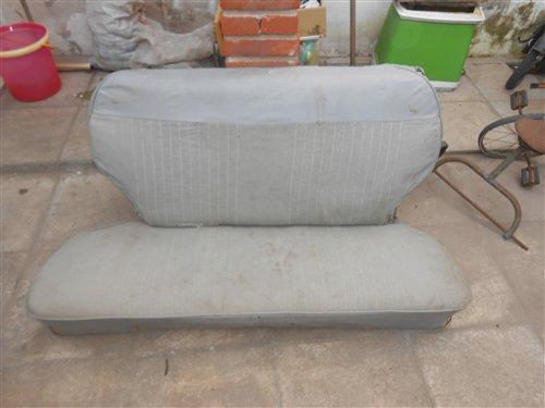 Part 600 D Rear Seat
