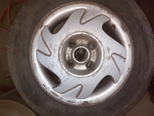 Part Rims Ford Orion Ghia