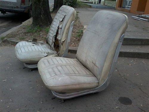Part Seats Chevrolet
