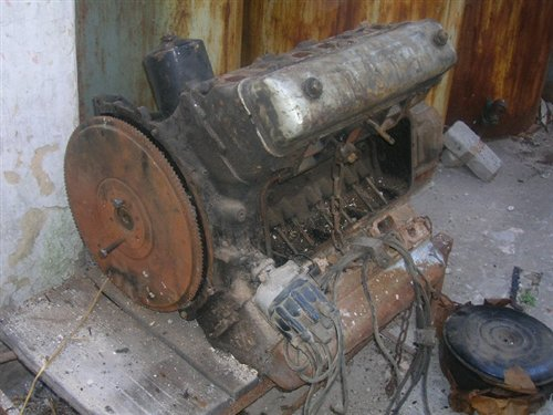 Part Motor Ford F100 V8 Stage 1