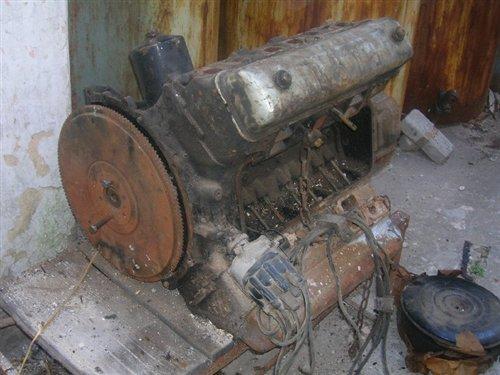 Repuesto Motor Ford F100 V8 Fase 1