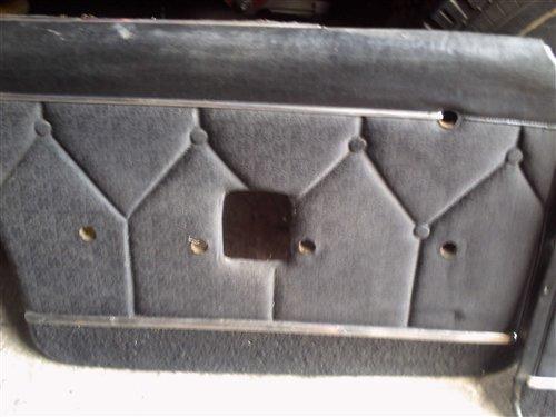 Part Fairlane Upholstery