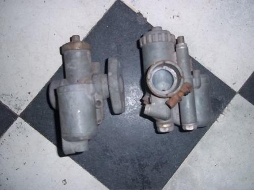 Part Carburetors