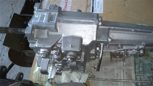 Part Box Zf