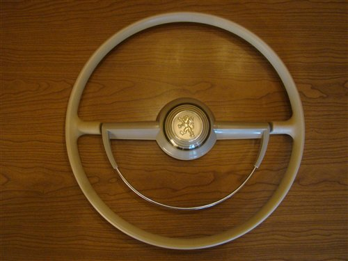 Part Steering Wheel Quillery Peugeot 403
