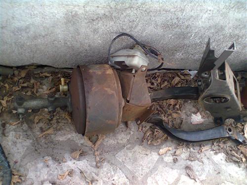 Part Servo Bomba Y Pedalera Ford
