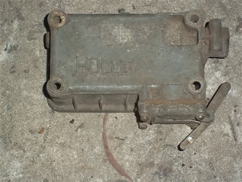Part Carburetor Cover