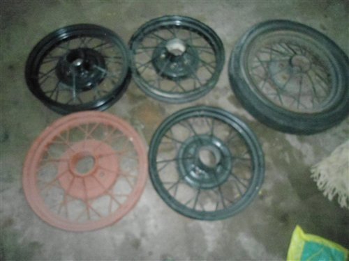 Part Ford Rims To 19