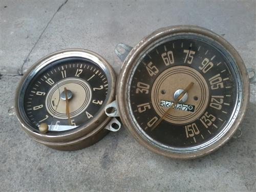 Part Velocimetro Y Reloj Chevrolet 1946