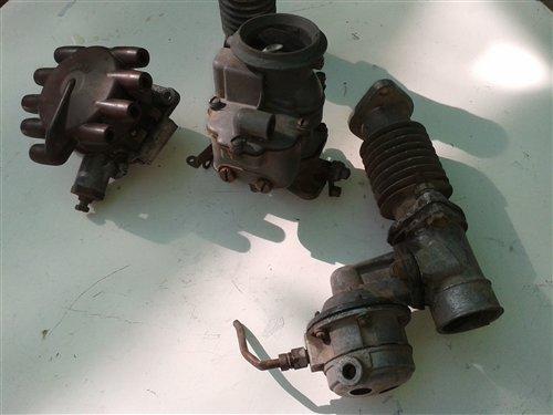 Repuesto Carburador Distribuidor Ford