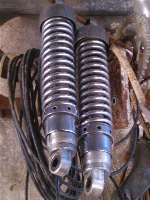Part Amortiguadores Vulcan 500