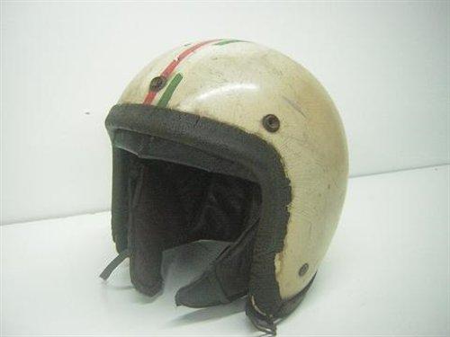 Part Open Helmet