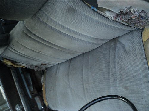 Part Seat Ford Falcon 1972
