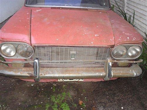 Part Fiat 1500 Bumper 1965
