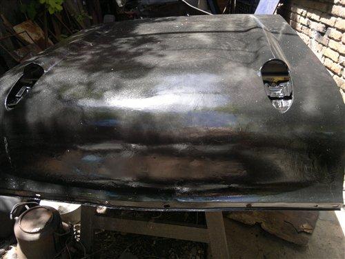 Part Hood 1957 Chevrolet Belair