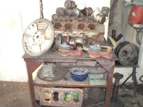 Part Engines Ford V8 85