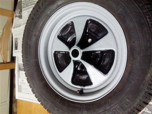 Part Tires 400 Ss Center Dodge Falcon