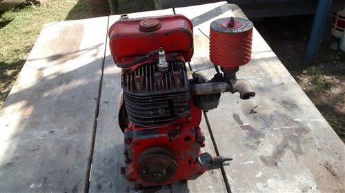 Part Stationary Engine