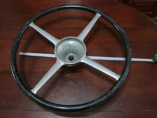 Part Cadillac Steering Wheel