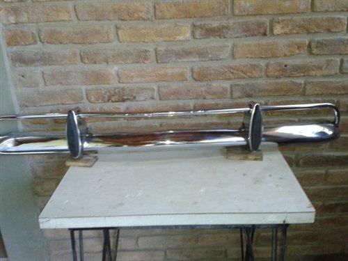 Repuesto Paragolpe Delantero Fiat 600 R