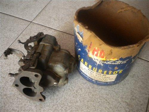 Part Ford Carburetor