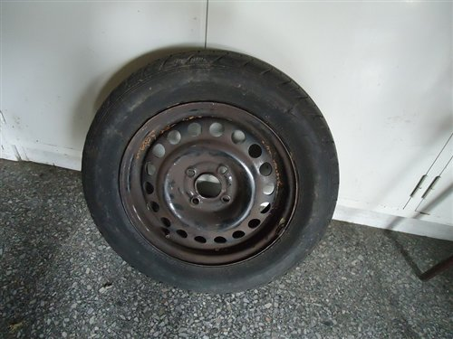 Repuesto Llanta Chevrolet Meriva