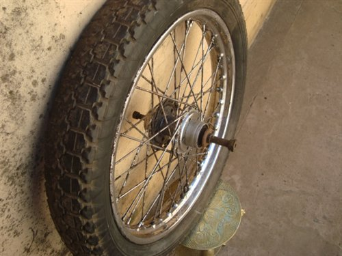 Part Wheel Hrd