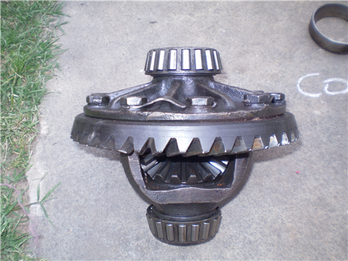 Part Diferencial, Dana 44 Chevr Pick Up
