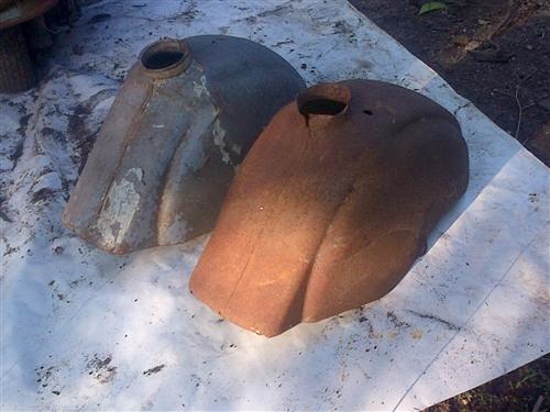 Repuesto Guardabarros Siambretta