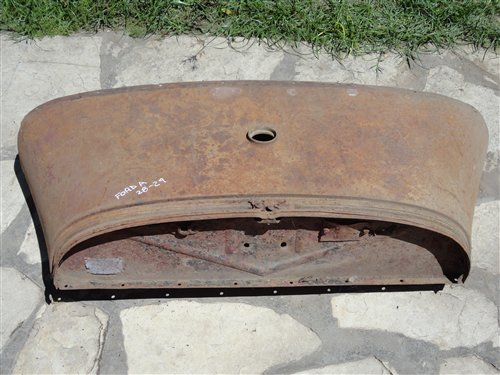Part 1928-1929 Ford Naphtha Tank