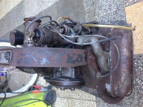 Part Porsche Engine