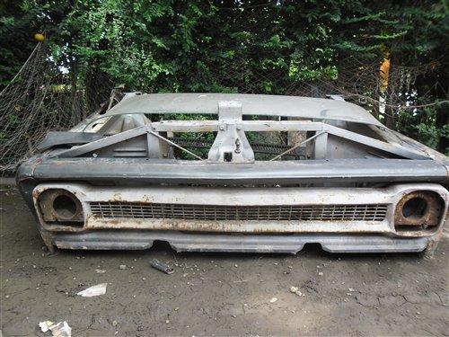 Repuesto Trompa Chevrolet C10 1965