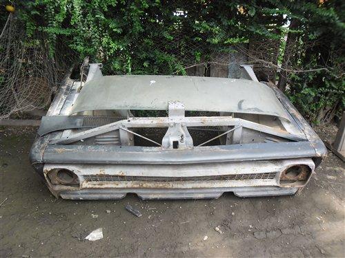 Part Chevrolet C10 1965 Windshield
