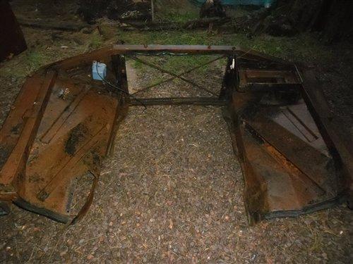 Part Wheelhouse Chevrolet Apache