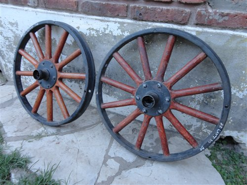 Part Torque Wheels Ford T Front