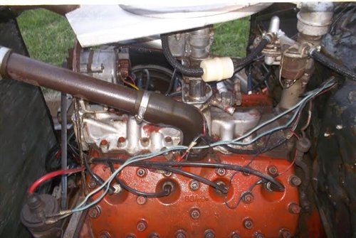 Part 59 V8 Engine Ab 110hp
