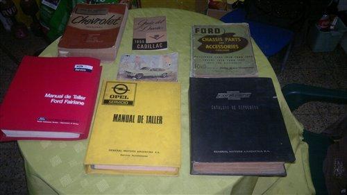Repuesto Manuales