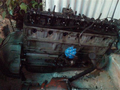 Part Chevrolet Styleline 1951 Engine Accessories
