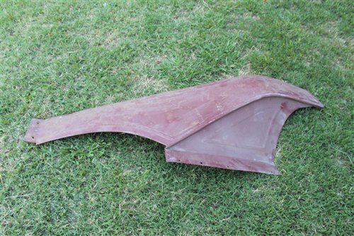 Part Mudguard Front Ford T