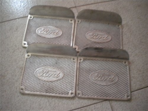 Part Ford A Foot Pedal