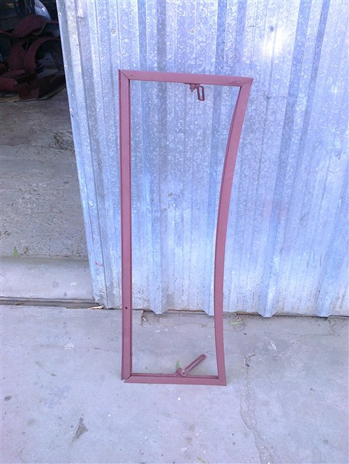 Part Windshield Frame Ford A
