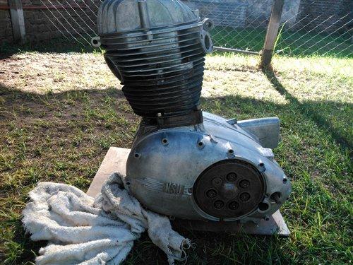 Part Engine Nsu 250 Max